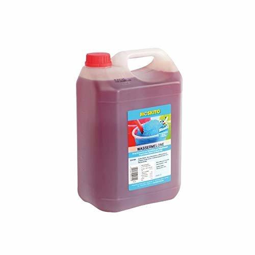 Moskito Slush Sirup Wassermelone Rosa 5 Liter
